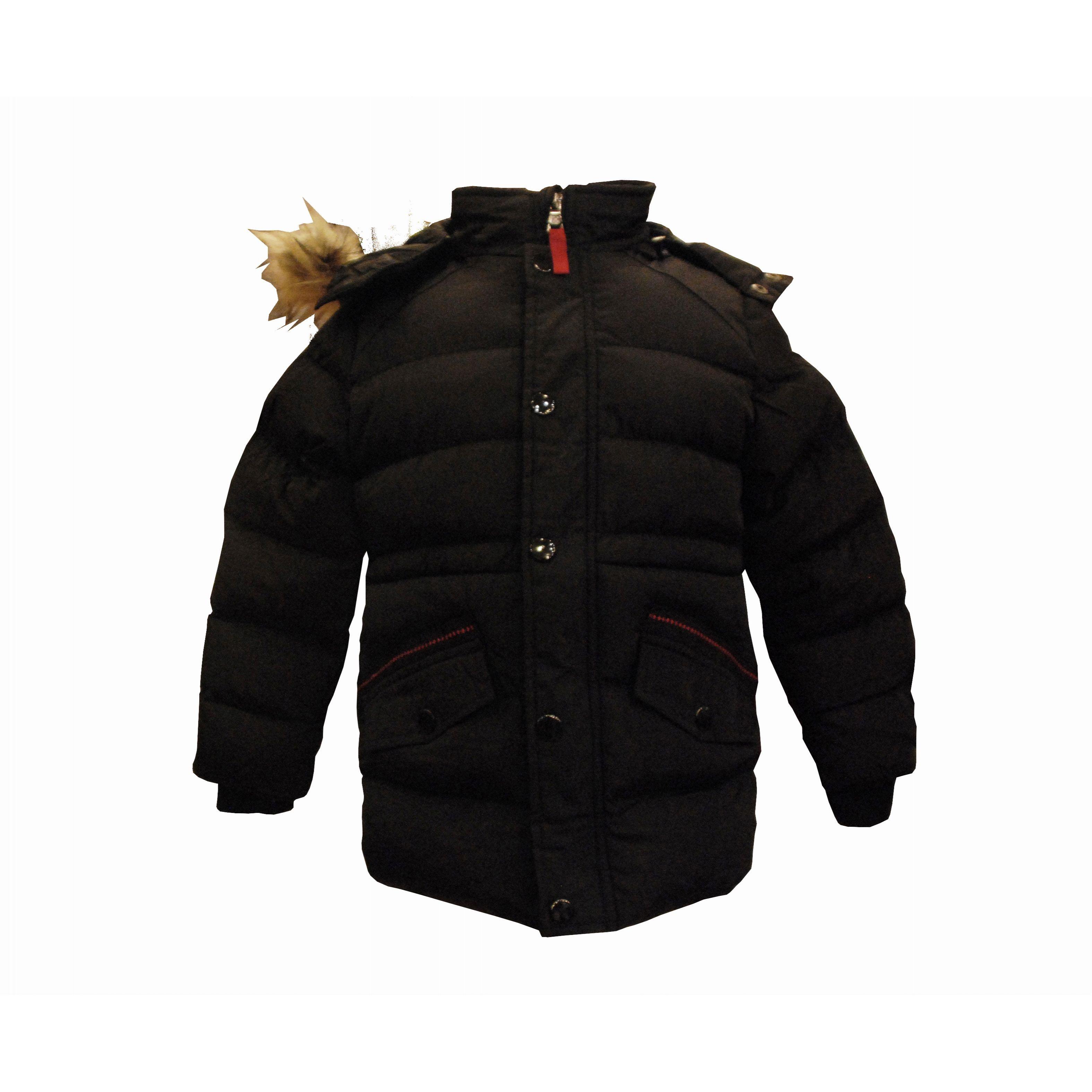 Παιδικά ρούχα - Μπουφαν αγόρι Ativo Μαύρο for only 30.00 !!! 1200ecae3c3