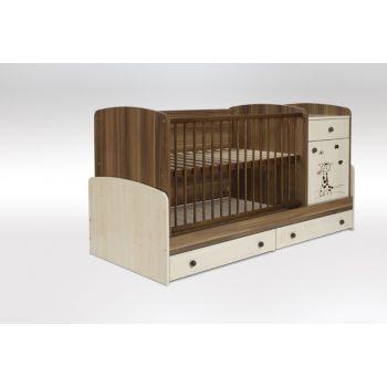 Πολυμορφικό Κρεβάτι Faktum Makao Kombi